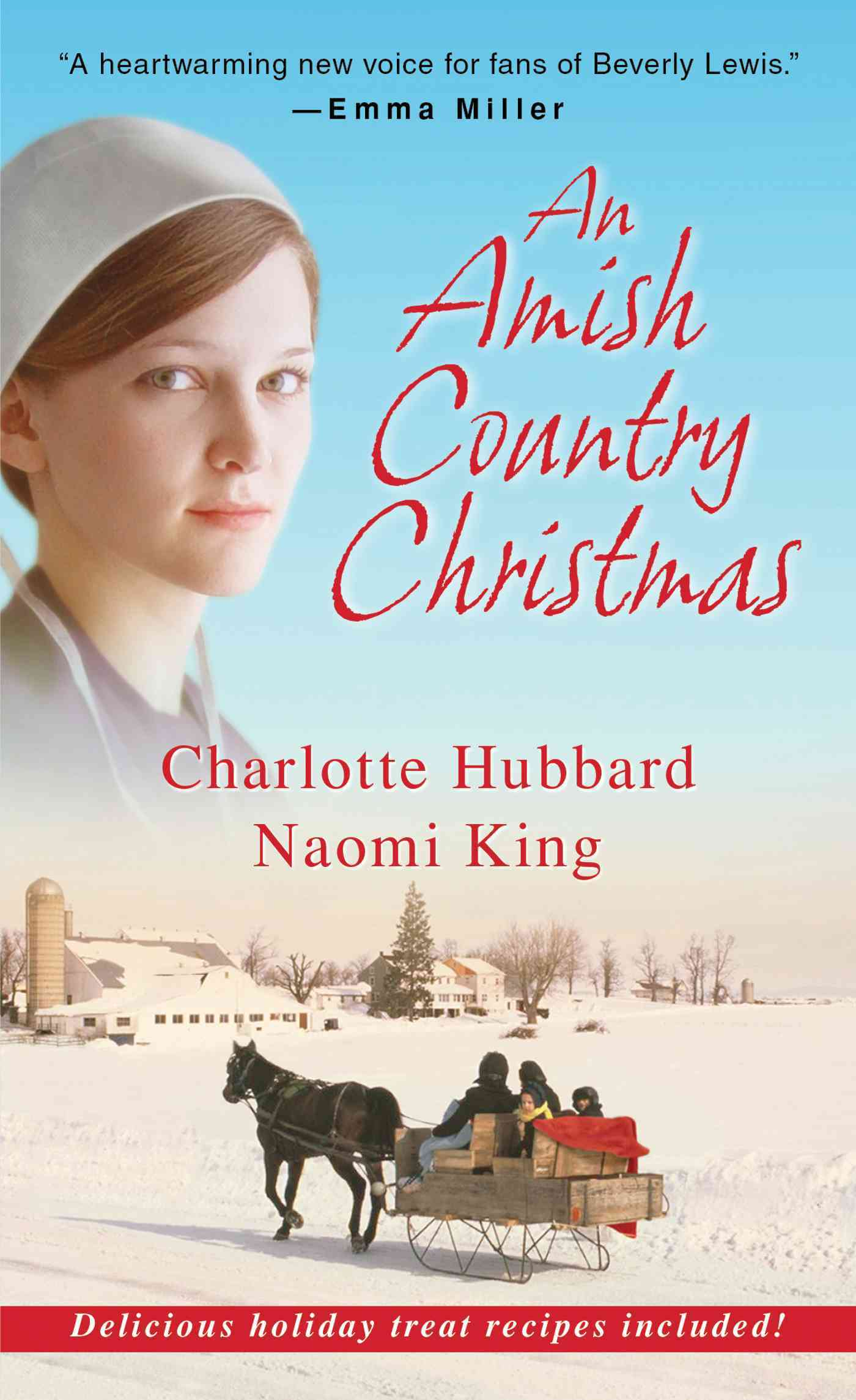 An Amish Country Christmas By King, Naomi
